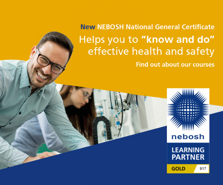 NEW NEBOSH General Certificate - Course | SOA Safety, Cumbria