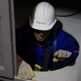 Confined Space, Health and Safety UK | SOA Safety - Fire, Health and Safety Centre