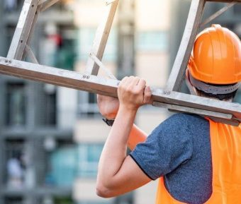 Working at Height – Safe use of Ladders